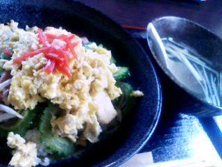 本日の昼飯